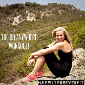 The Do Anywhere Workout #2!